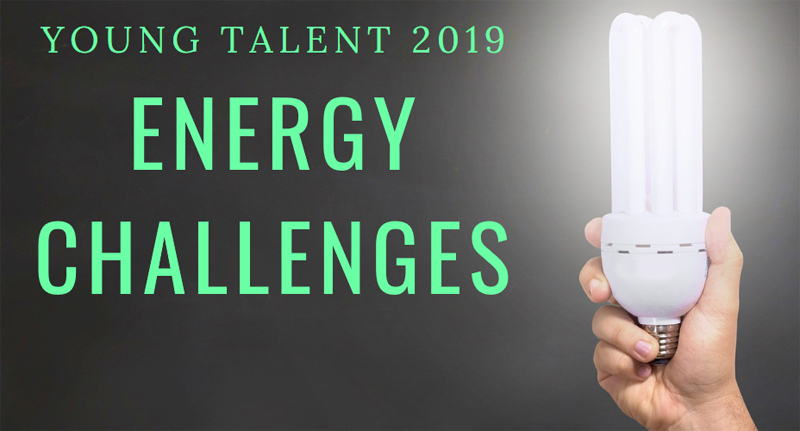 Call for applications : Young Talent 2019 - Energy